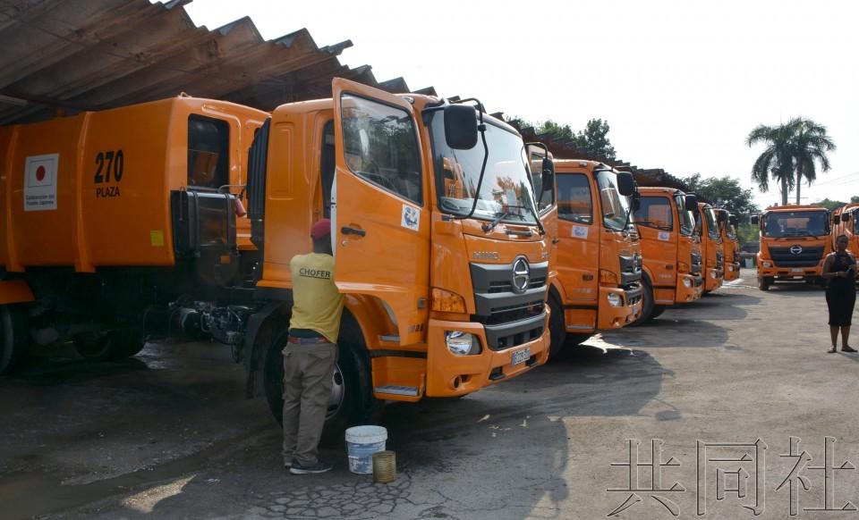 """「日本向古巴首都捐贈100輛垃圾收集車」的圖片搜尋結果"""""""