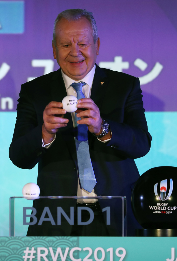 Bill Beaumont, Chairman of World Rugby ( (World Rugby/World Rugby via Getty Images))