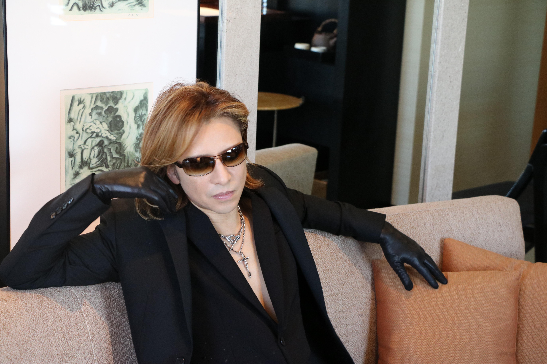X Japan's Yoshiki talks of new album, new film and exorcising demons
