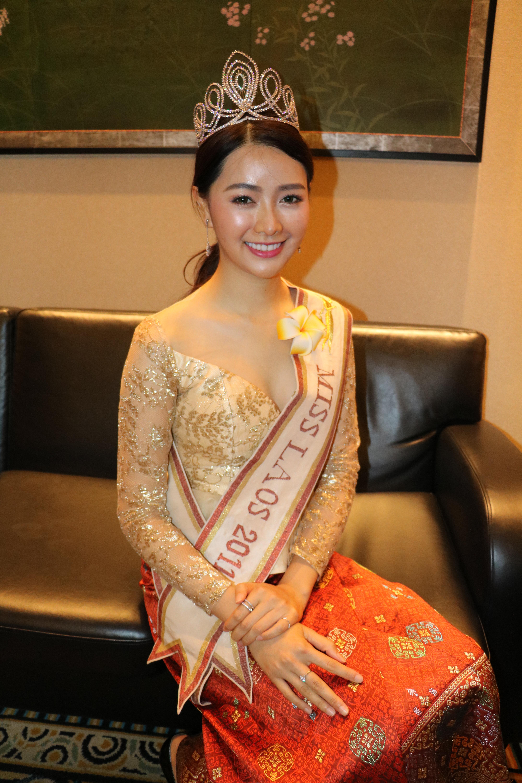 Miss Laos 2011, Louknum