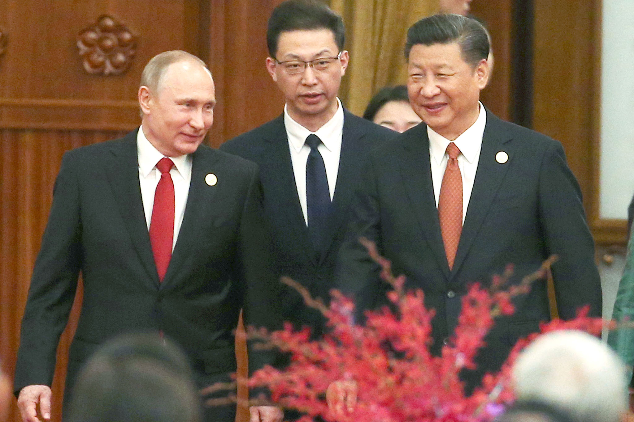 China's Xi says Silk Road plan to build new type of world order