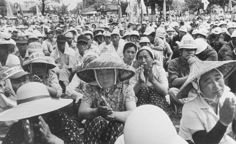 Exhibition Recalls Social Movements Of Late 1960s In Japan
