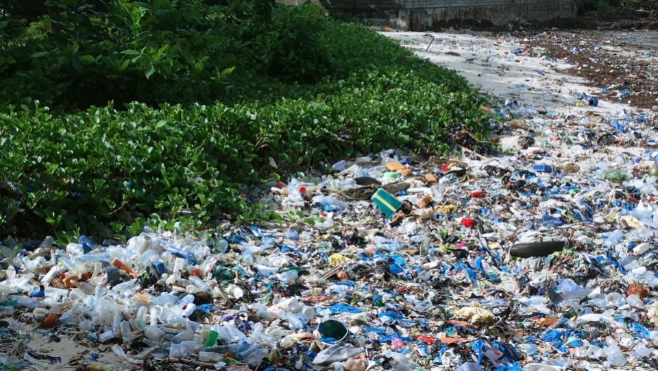 Resultado de imagem para G-20 agrees on int'l framework to reduce marine plastic pollution