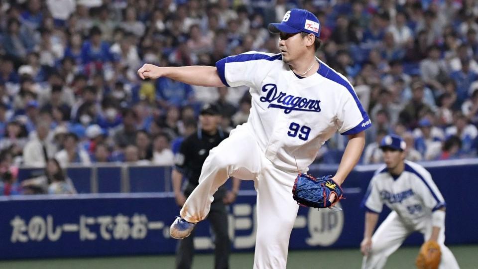 Baseball Daisuke Matsuzaka Gets Long Awaited Win In Japan