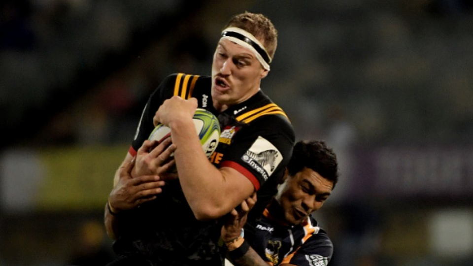 Rugby: All Blacks lock Retallick signs with Japan's Steelers