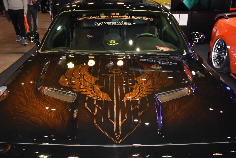 Tokyo Auto Salon Rolls Into On Largestever Scale - Tokyo car show 2018