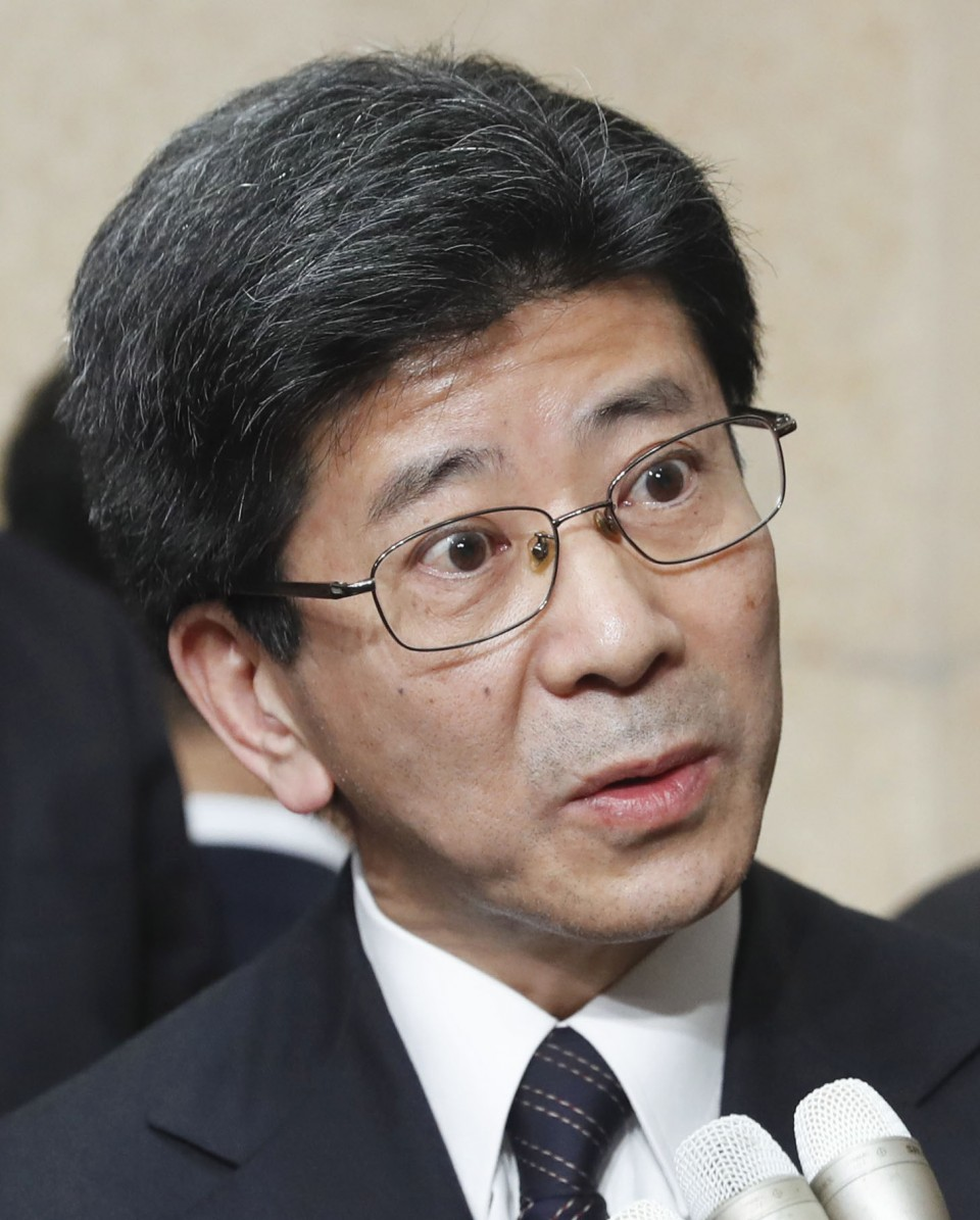 Japan's Finance Ministry admits altering documents linked to Abe scandal
