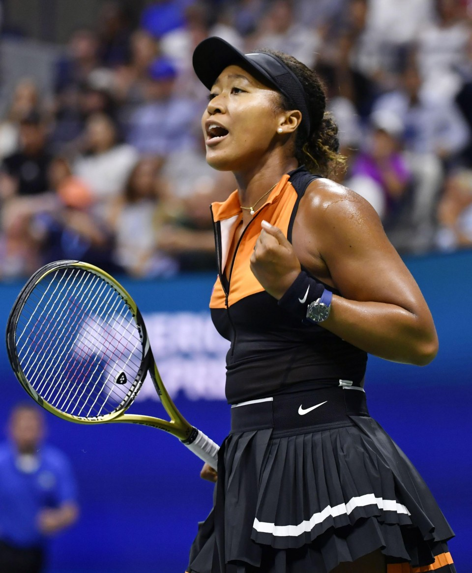 Naomi Osaka and Coco Gauff teach a lesson in humility and sportsmanship