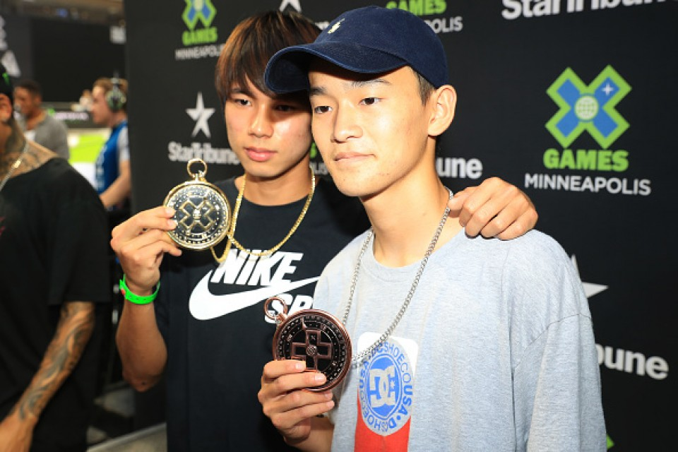 Skateboarding: Yuto Horigome wins street title at X Games