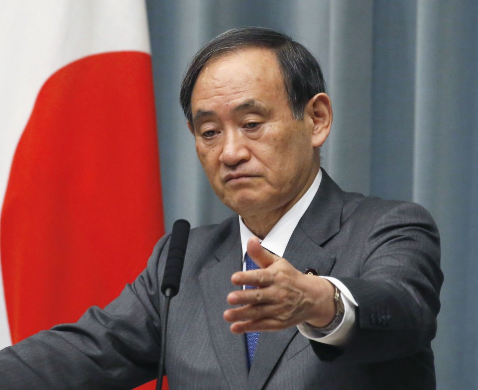 Abe, UN head affirm coordination on N. Korea