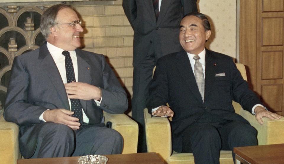 Ex-Japanese PM Yasuhiro Nakasone passes away at 101