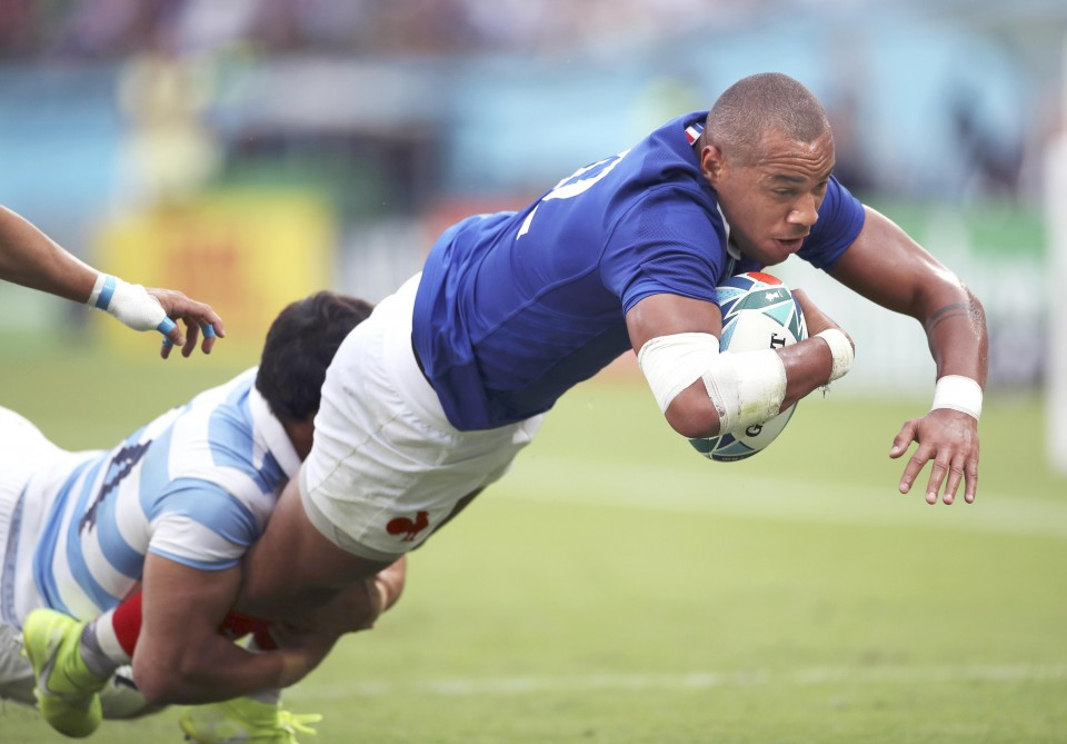 Underwhelming France beat United States 31-9 in Japan