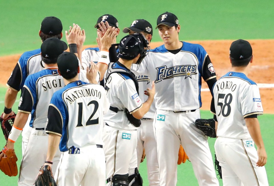 online store d679f 45a5d Baseball: Fighters OK Otani's use of posting system to go to ...