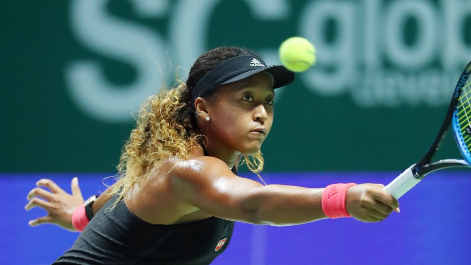 Tennis Osaka S Sparkling Season Ends As Injury Forces Wta Finals