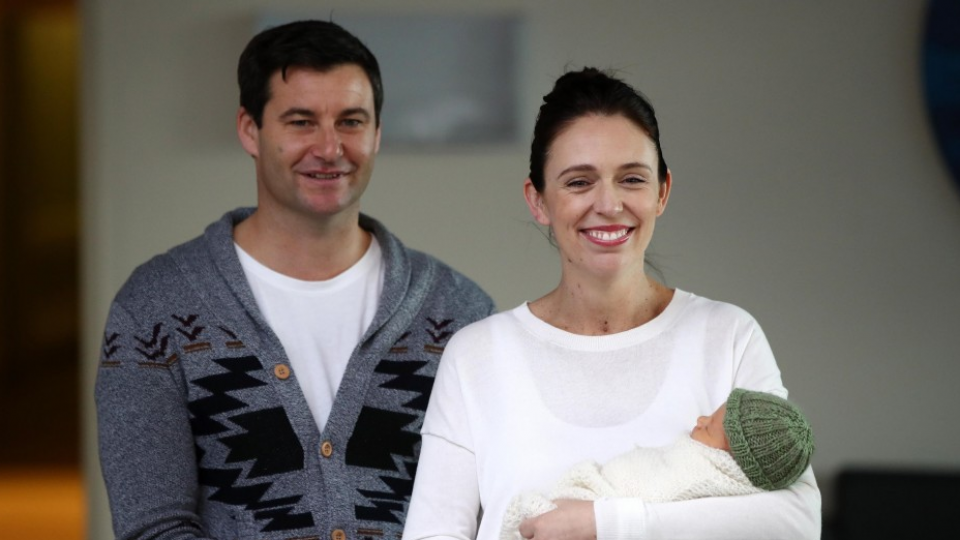 Prime minister of New Zealand returning to office after maternity leave