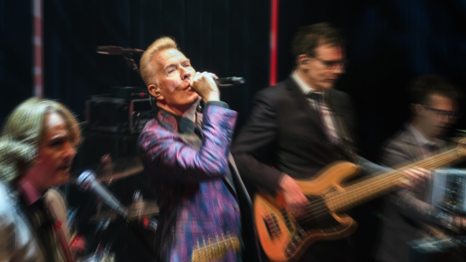Martin Fry Creator Of Several Pop Masterpieces Such As The Look Love And When Smokey Sings Songwriting Frontman 1980s Band ABC