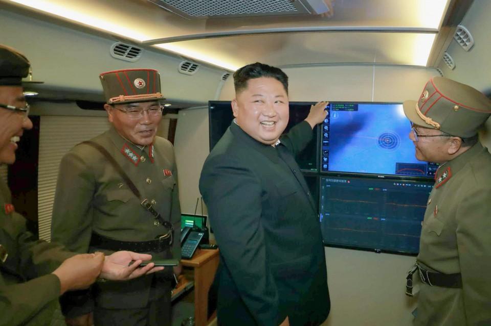 N  Korea fires 2 short-range ballistic missiles: S  Korea's