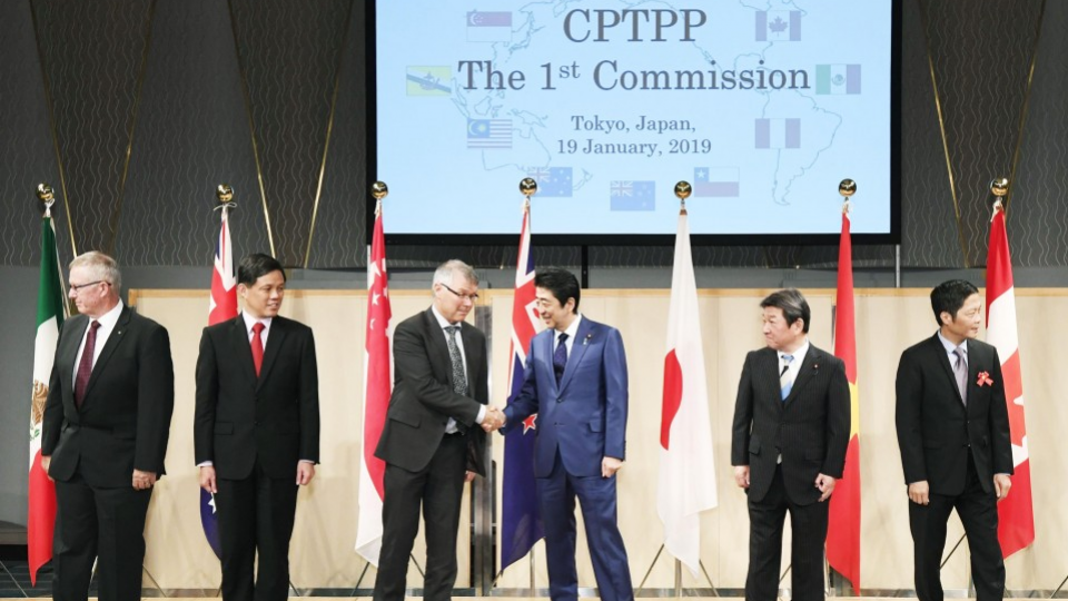 11 Countries Aim For Bigger Trans Pacific Free Trade Area