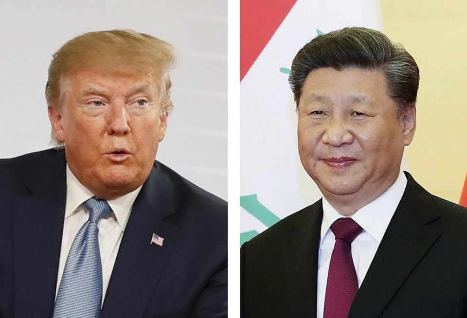 Trump cancels special treatment to HK, pulls USA out of WHO