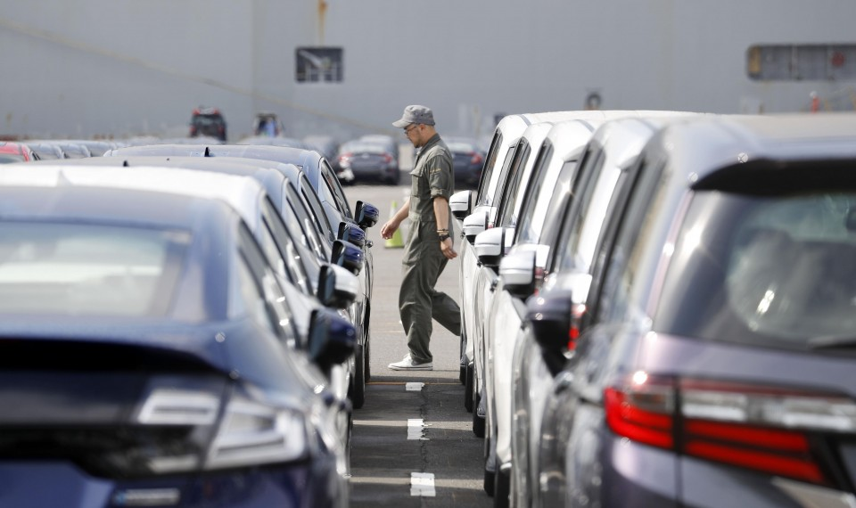 Trump's proposed duties on imported cars draw ire from Japan