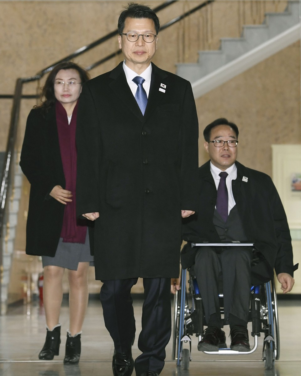 North Korea agrees to send Paralympic delegation, athletes to next month's games