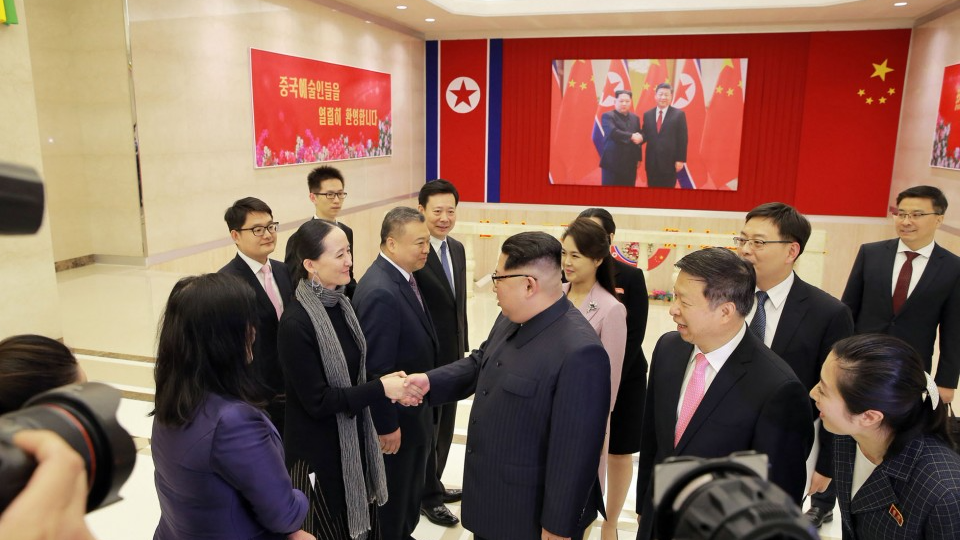 Two Koreas to discuss announcing official end to war, report says