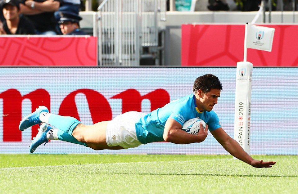 Rugby Uruguay Deliver World Cup S 1st Shock With Defeat Of Fiji