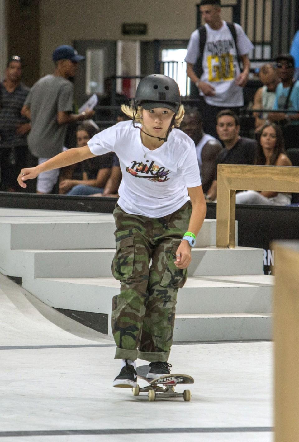 Skateboarding: Nishimura wins women's title at Street League