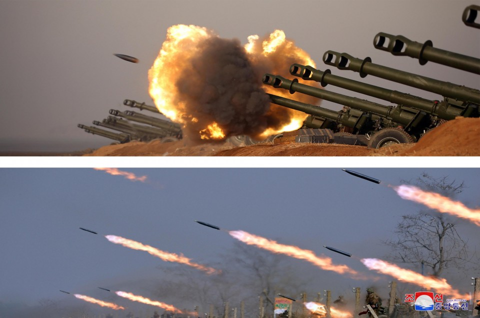 Missile tests and meetings: N.Korea signals confidence in face of coronavirus