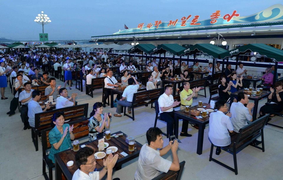 North Korea to forgo this year's summer beer festival