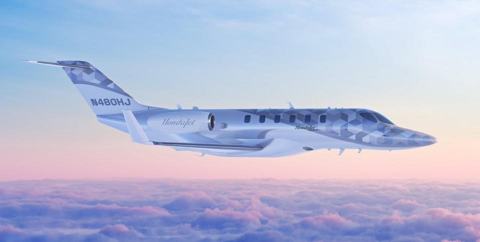 photo l - Honda apresenta novo avião de pequeno porte para voos diretos de longo curso