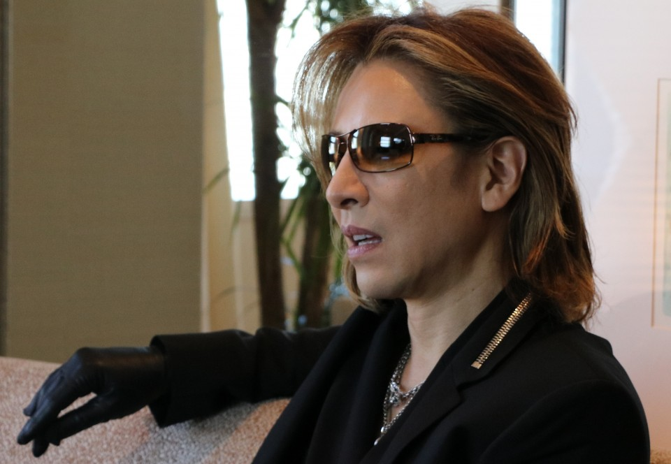 X Japan's Yoshiki talks of new album, new film and exorcising old demons