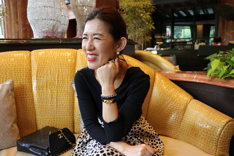 Image result for Fashion comes from within, says Japan's style guru Naoko Okusa
