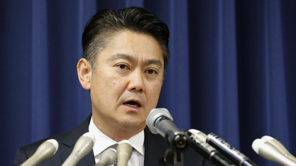 Japan hangs 2 death-row inmates, 1st executions this year