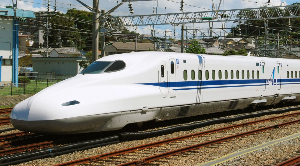Passenger killed in knife attack on Japan bullet train