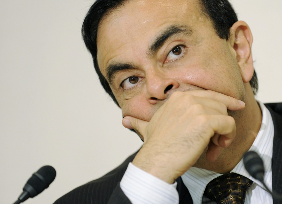 Carlos Ghosn Allegedly Arrested For Under-Reporting Income
