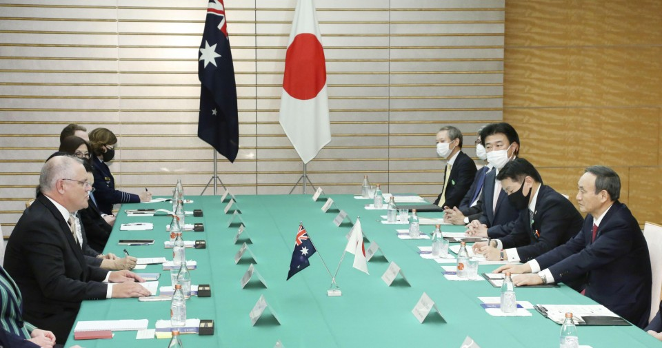 Amid China's Ever Growing Threat, Japan, Australia Likely To Ink Defense Pact