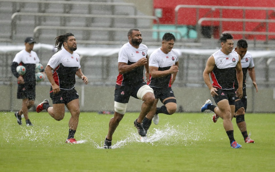 Canada vs Namibia World Cup game in Kamaishi called off