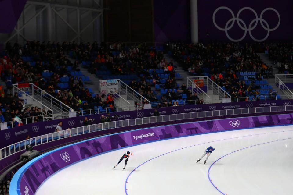 Esmee Visser wins women's 5000 as Dutch claim more speedskating gold