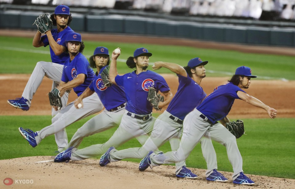 Chicago Cubs pitcher Yu Darvish named to All-MLB 1st team