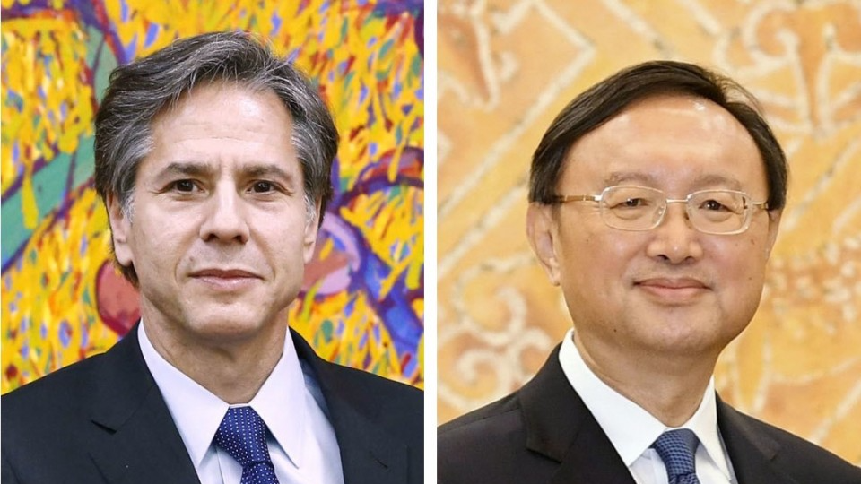 US, China wrap up two-day talks
