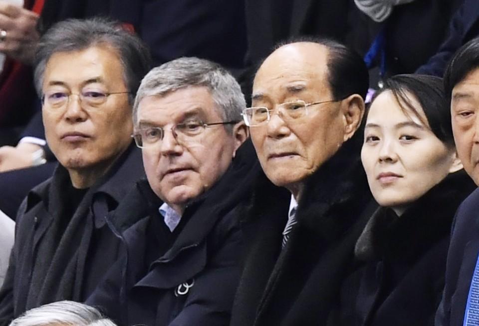 Donald Trump, Kim Jong Un impersonators thrown out of Olympics