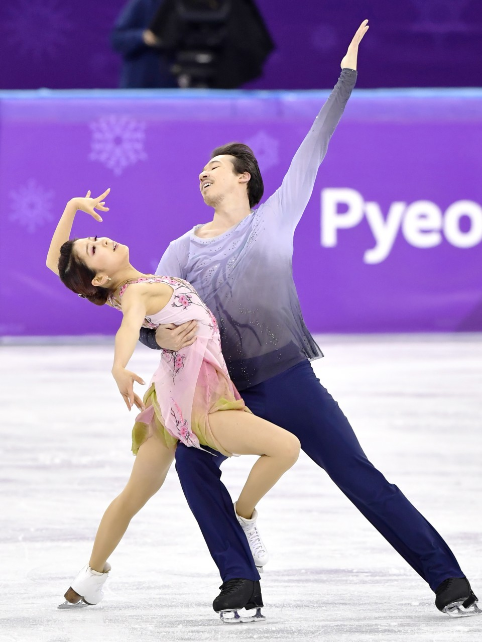 Image result for muramoto reed ice dance pyeongchang