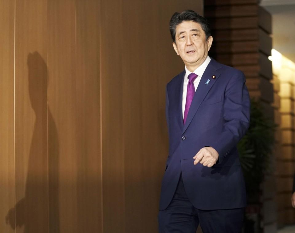 Amid fears of coronavirus impact, Japanese economy sinks