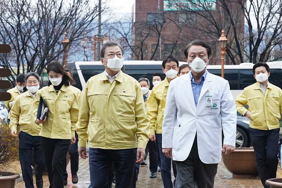 South Korea reports 256 new coronavirus cases, total 2,022 - KCDC