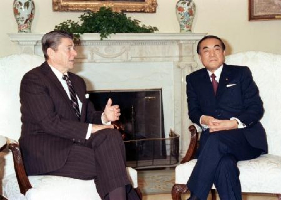 Ex-Japanese PM Yasuhiro Nakasone passes away at 101