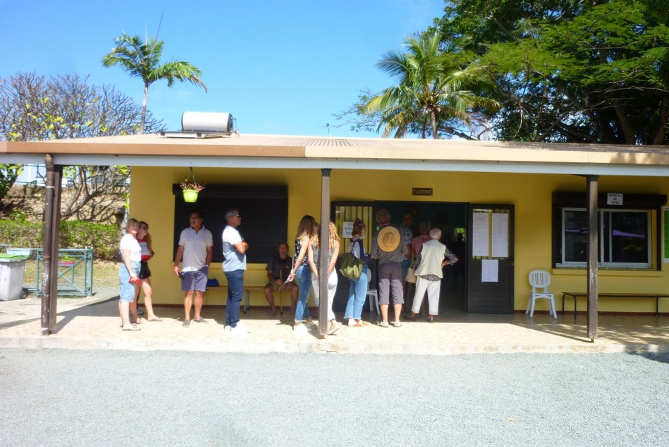 New Caledonia residents vote to remain part of France