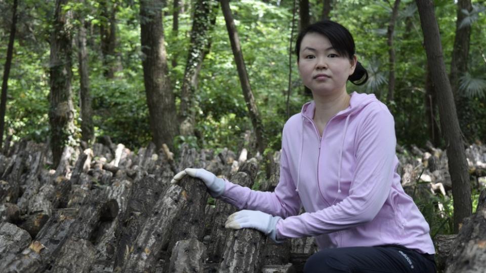 Shiitake Farmer Looking To Build On Her Mushrooming Success