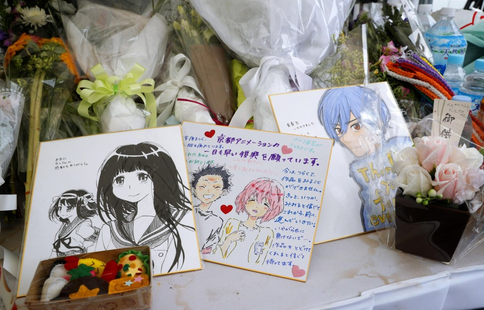 Kyoto Animation Fire Claims its 35th Victim