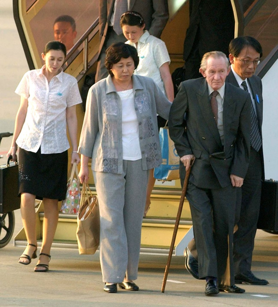 Jenkins, deserter who married abductee Soga in N. Korea, dies